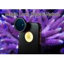Magic Crystal Lens Phone for Aquarium
