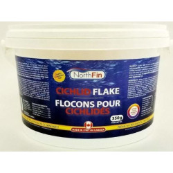 NorthFin Cichlid Flake - 350g
