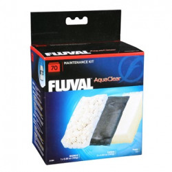 Fuval/Aquaclear 70 Filter Media Maintenance Kit