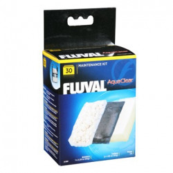 Fuval/Aquaclear 30 Filter Media Maintenance Kit
