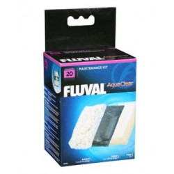 Fuval / Aquaclear 20 Filter Media Maintenance Kit
