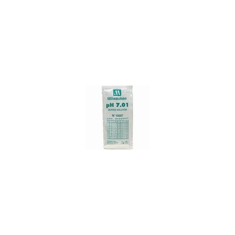 Milwaukee pH Calibration Solution - 7.01 (20ml)