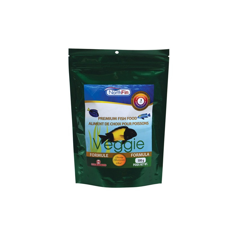 Veggie Formula Sinking 1-2-3 mm